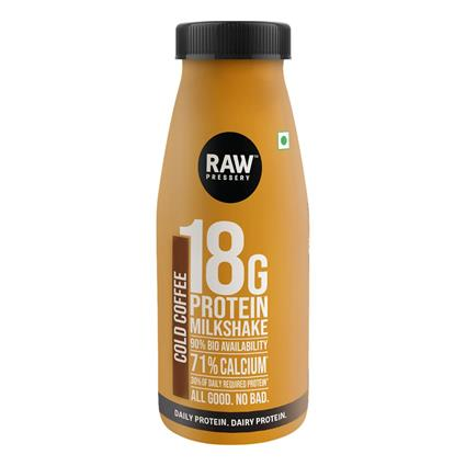 RAW PRESSERY COLD COFFEE 200ML