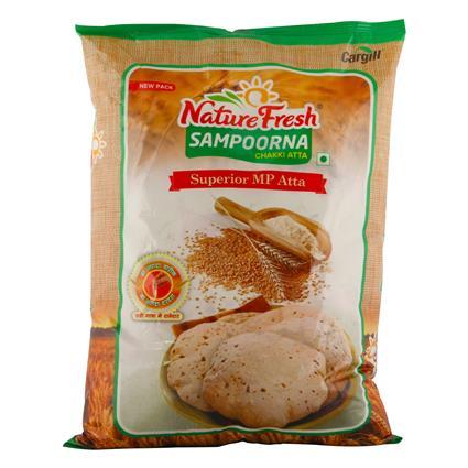Sampoorna Chakki Atta - Nature Fresh