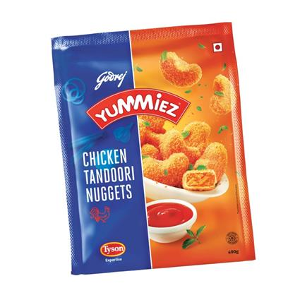 Tandoori Chicken Nuggets - Yummiez