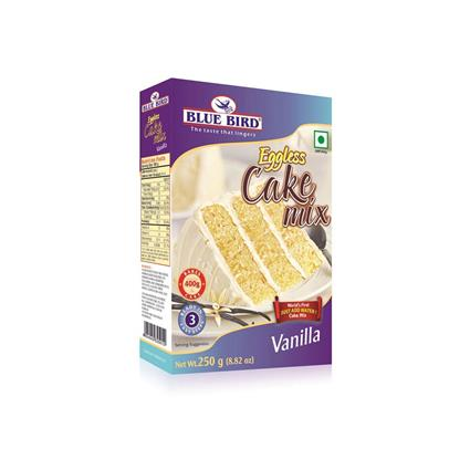 CAKE MIX VANILLA - BLUE BIRD