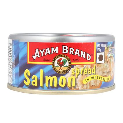 Salmon Spread In Mayonnaise - Ayam