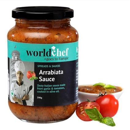 Arrabiata Sauce - World Chef