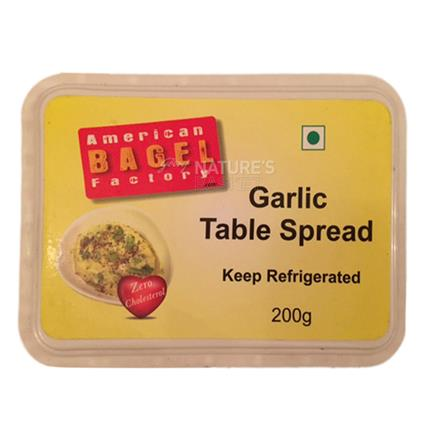 EPC ABF GARLIC LOW FAT TABLE SPREAD 200G