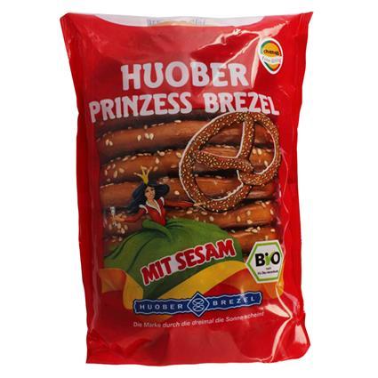 Prinzess Brezel W/ Sesame  -  Organic - Huober