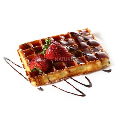 Chocolate Chip Waffles - A1