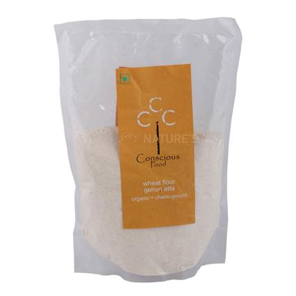 Wheat Flour  -  Organic - Conscious Food