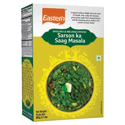 Sarson Ka Saag Masala - Eastern