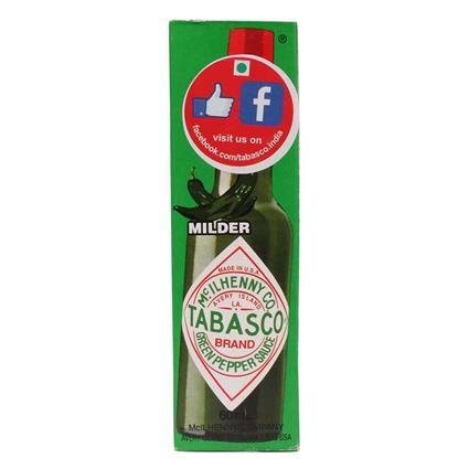 TABASCO GRN PEPR SAUCE 60Ml