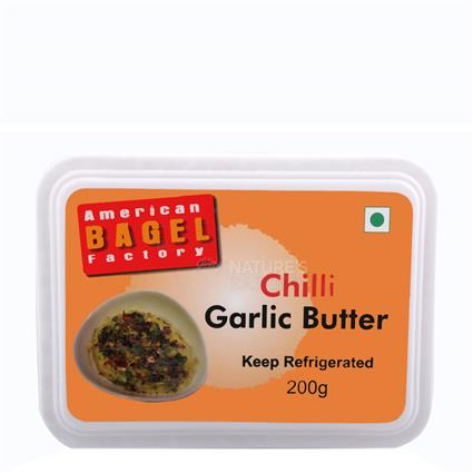 Chili Garlic Butter - American Bagel Factory