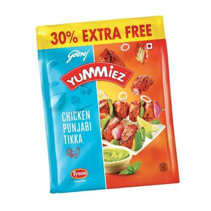 Chicken Punjabi Tikka - Yummiez