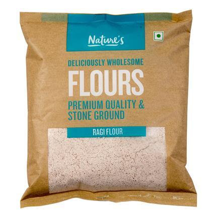 Ragi Flour - Nature's
