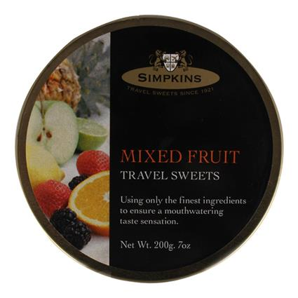 Mixed Fruits Travel Sweets - Simpkins