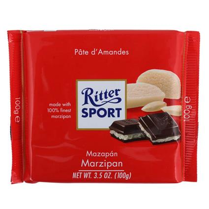 Chocolate W/ Marzipan - Ritter Sport