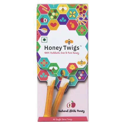 Natural Litchi Honey - Honey Twigs