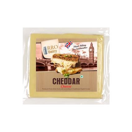 RRO CHEDDAR BLOCK CHEESE-200Gm