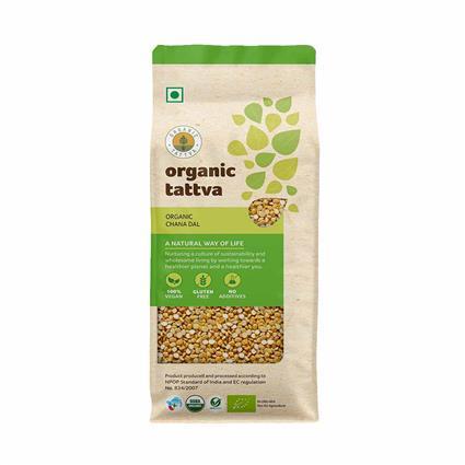 Chana Dal Organic - Organic Tattva