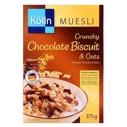 Chocolate Biscuit Oats Muesli - Kolln