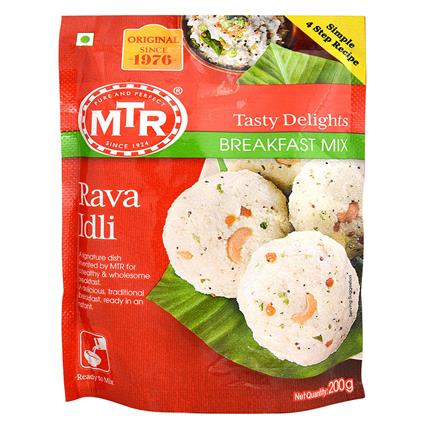 Rava Idli Snackmix - MTR