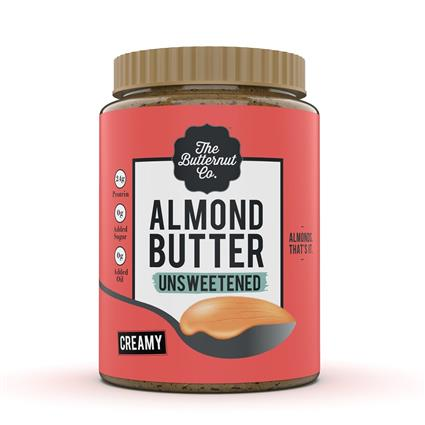 THE BUTTERNUT CO ALMOND BUT UNS BARE