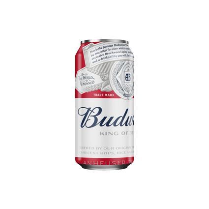 Budweiser Can 500 Ml