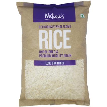 Long Grain Rice - Nature's