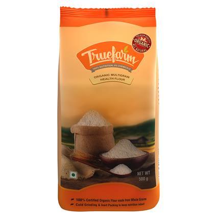 Organic Multigrain Health Flour - Truefarm
