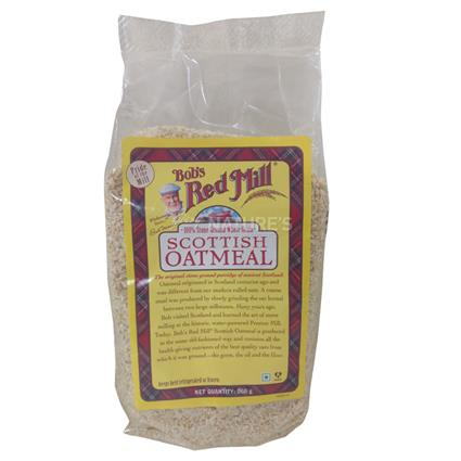 BOBS RED MILL SCOTTISH OATMEAL 566G