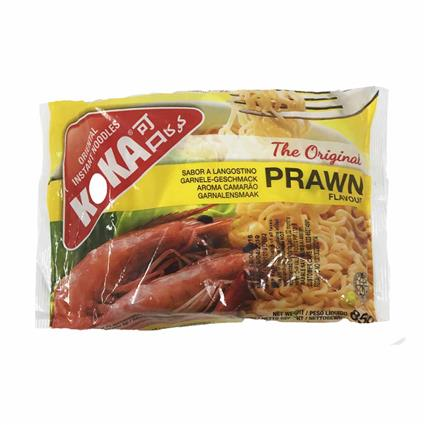 KOKA INSTANT NOODLES PRAWN 85G