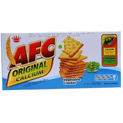 Original Calcium Vegetable Cracker - Kinh Do AFC