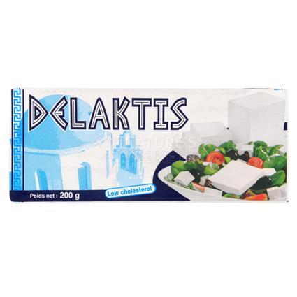 Plain Feta Cheese - Delaktis
