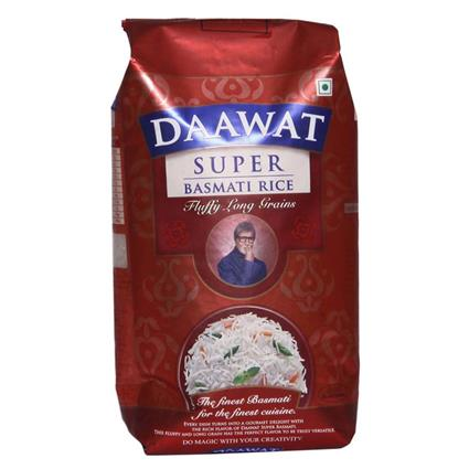 Super Basmati Rice Old - Daawat