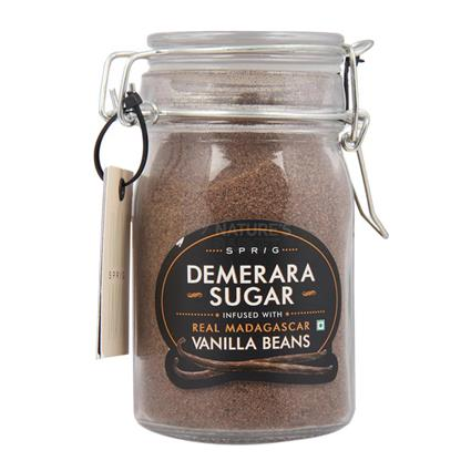 Demerara Sugar Infused W/ Vanilla Beans - Sprig