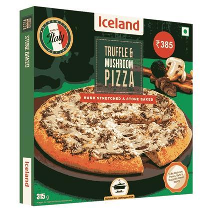 ICELAND TRUFFLE N MUSHROOM PIZZA 315GM