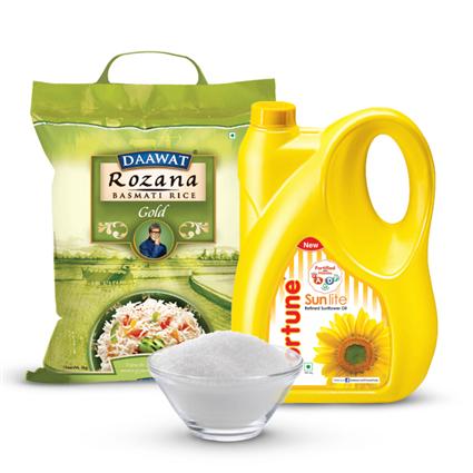 Classic Rice/Oil/Sugar Combo - NB