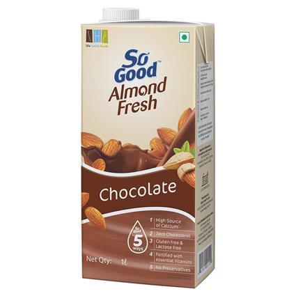 Almond Fresh Chocolate - Staeta