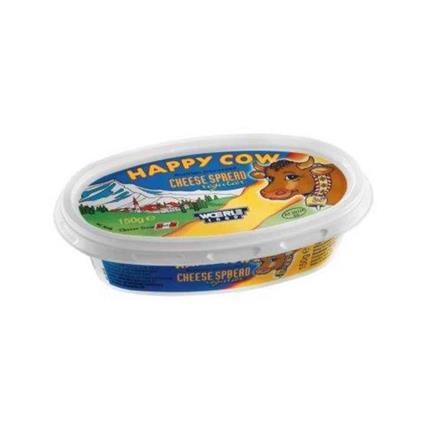 HAPPY COW CHEESE SPRD150G
