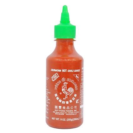 Sriracha Hot Chili Sauce - Huy Food Sriracha