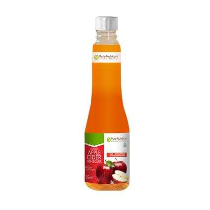 PURE NUTRITION APPLE CIDER VINEGAR 500ML