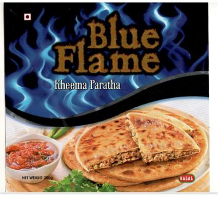 BLUE FLAME CHICKEN KHEEMA PARATHA 200g