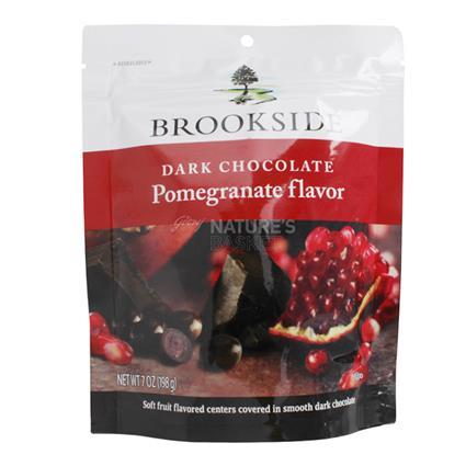 Dark Chocolate  -  Pomegranate - Brookside