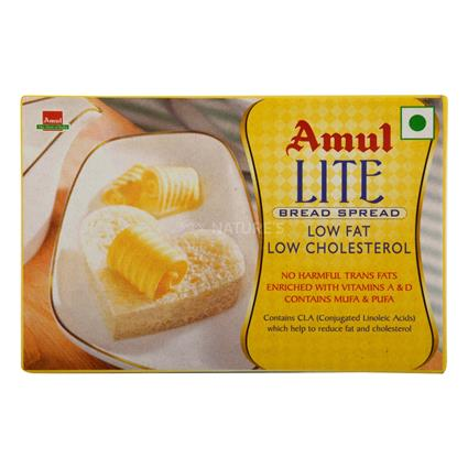 Lite Butter  -  Low Fat Low Cholesterol - Amul