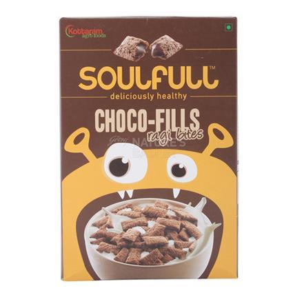 Choco Fills Ragi Bites - Soulfull