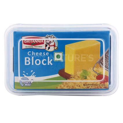 Cheese Block - Britannia