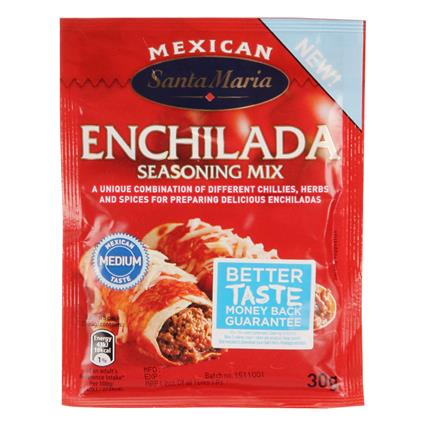 SANTA MARIA ENCHILADA SEASONING 30G