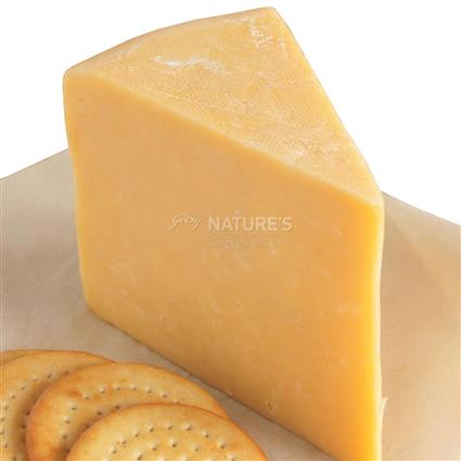 Double Gloucester Cheese - Singletons