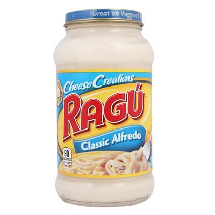 Cheesy Classic Alferdo Sauce - Ragu