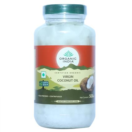 COCONUT OIL VIRGIN - ORGANIC TULSI