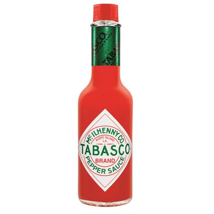 TABASCO RED PEPR SAUC 150Ml