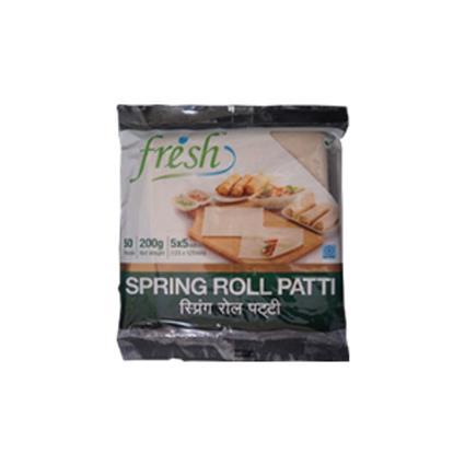 FRISH SPRING ROLL PATTI 200G