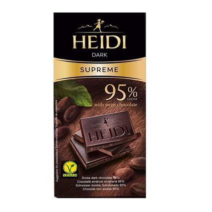 HEIDI 95 PER DARK 50G